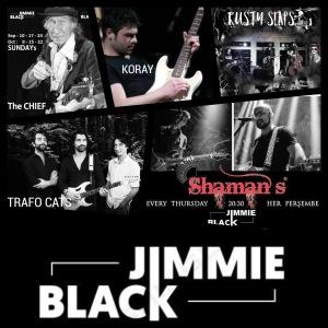2017 line up jimmie blacks
