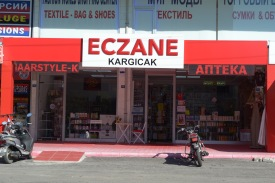 eczaneler pharmacies in mahmutlar
