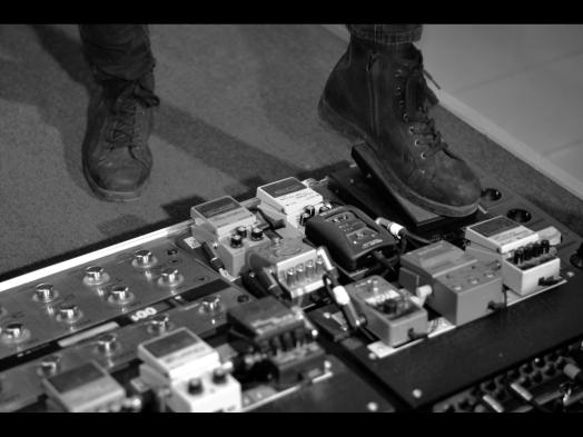 Jimmie Black Sound Equipment 12