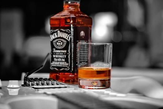 Jack Daniels at Jimmie Blacks