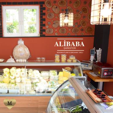 Alibaba Sakuteri, Alibaba Şarküteri, Organic Deli Mahmutlar - We Love Mahmutlar
