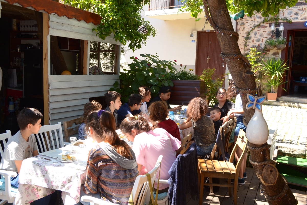 Childrens' Special Sunday Breakfast in Centauera Boutique Hotel,Alanya