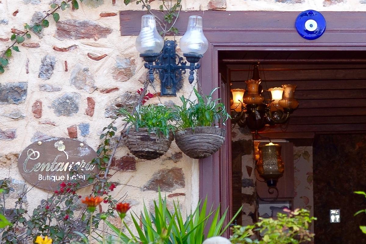 CENTAUERA BOUTIQUE HOTEL – a glistening gem inAlanya