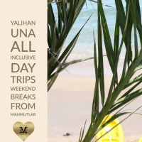 All Inclusive Day Passes and Short Breaks at Yalihan Una